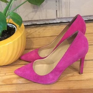 Ivanka Trump Pink Pumps